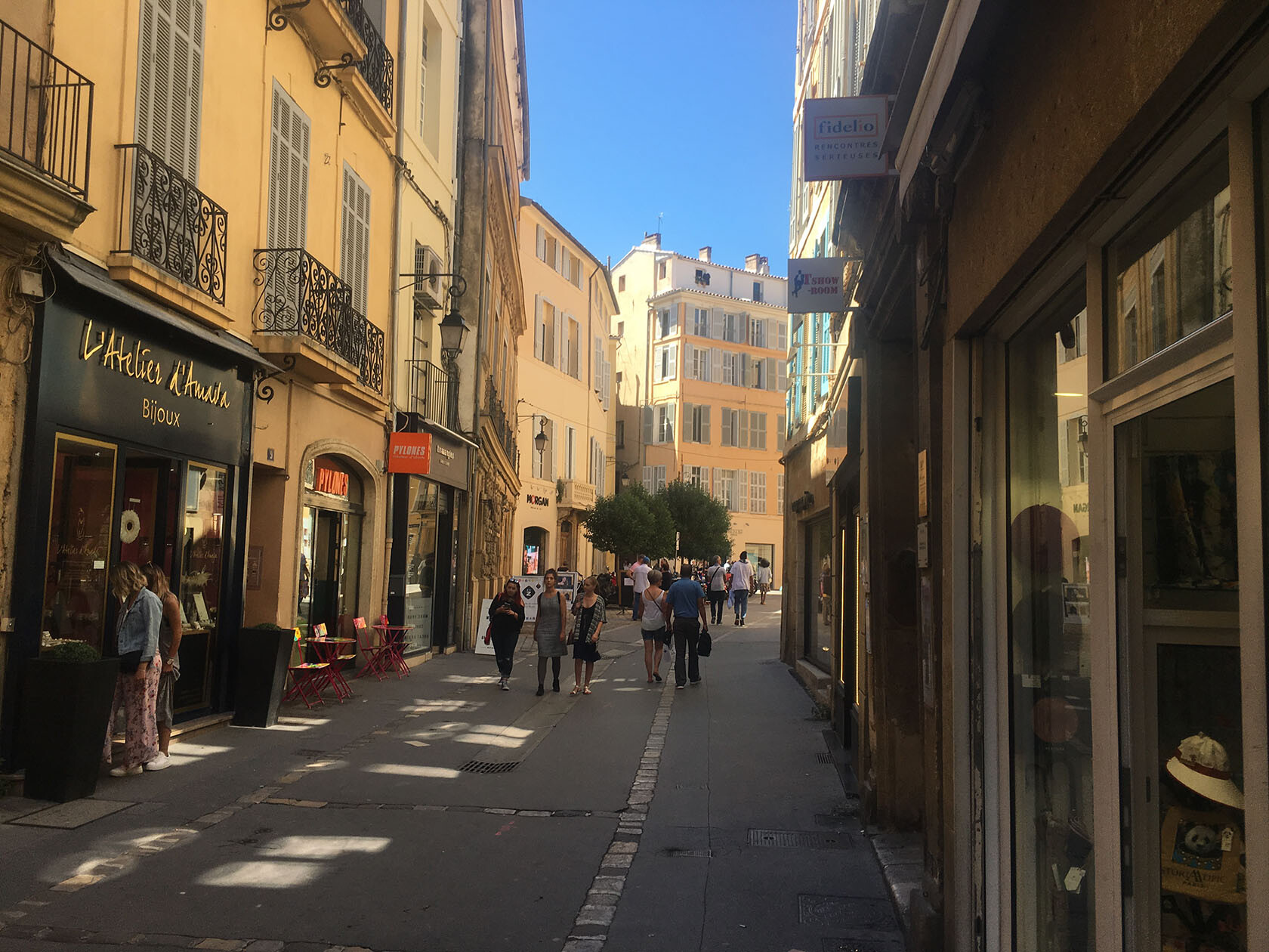 Aix Walking Tours Old Town