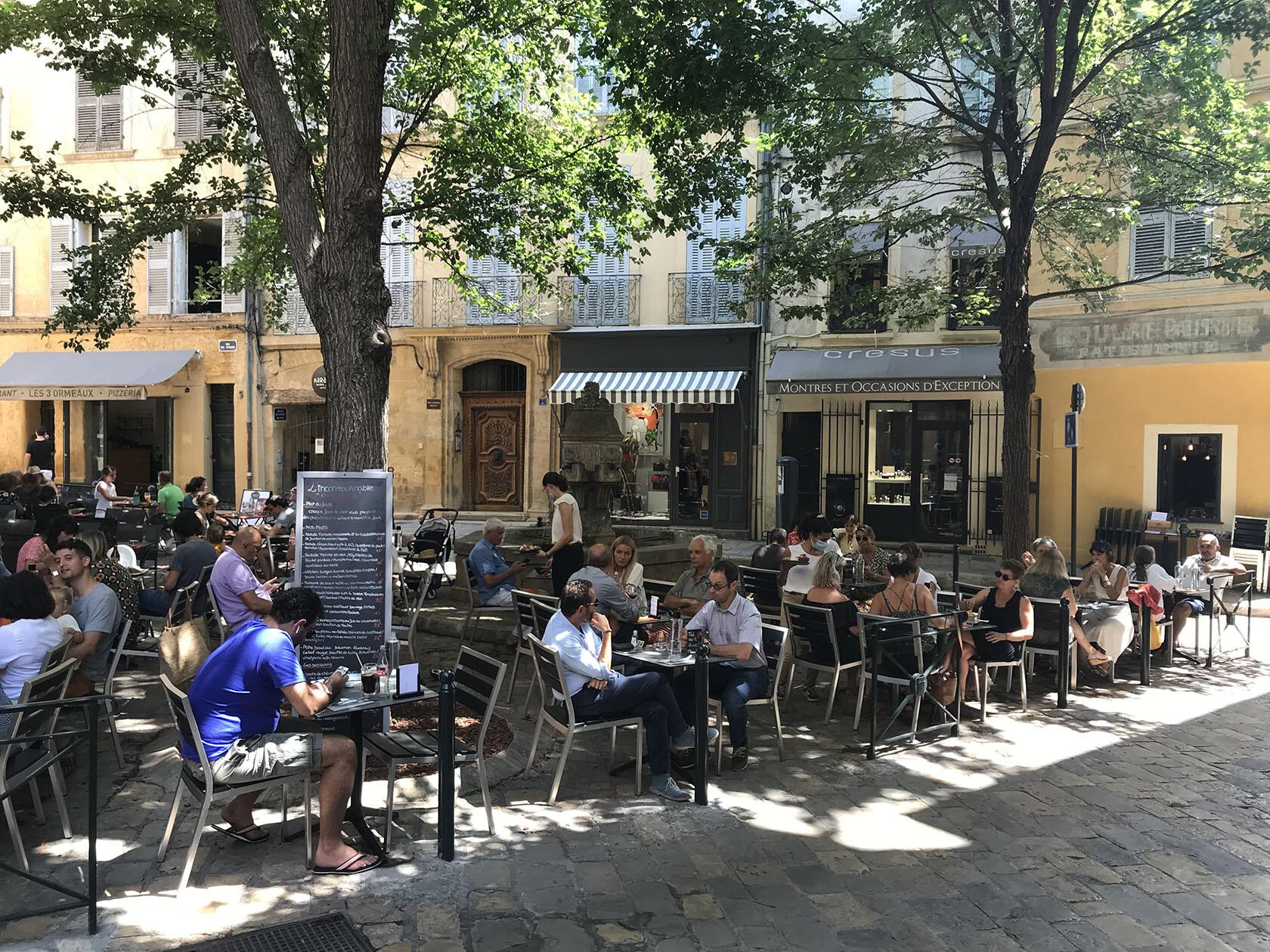 L'Incontournable Restaurant Aix-en-Provence
