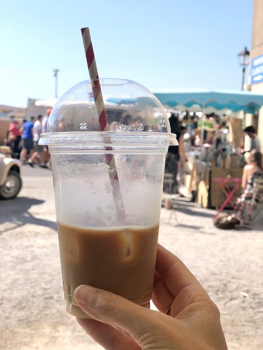 Lorgues Market Iced Coffee