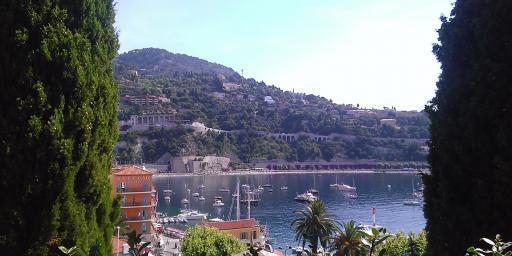 Villefranche-sur-Mer French Riviera