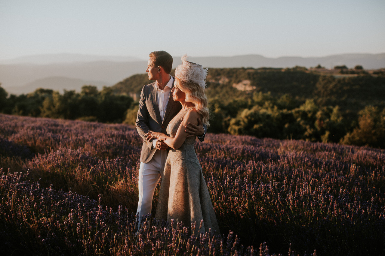 Guide Dream Weddings in Provence