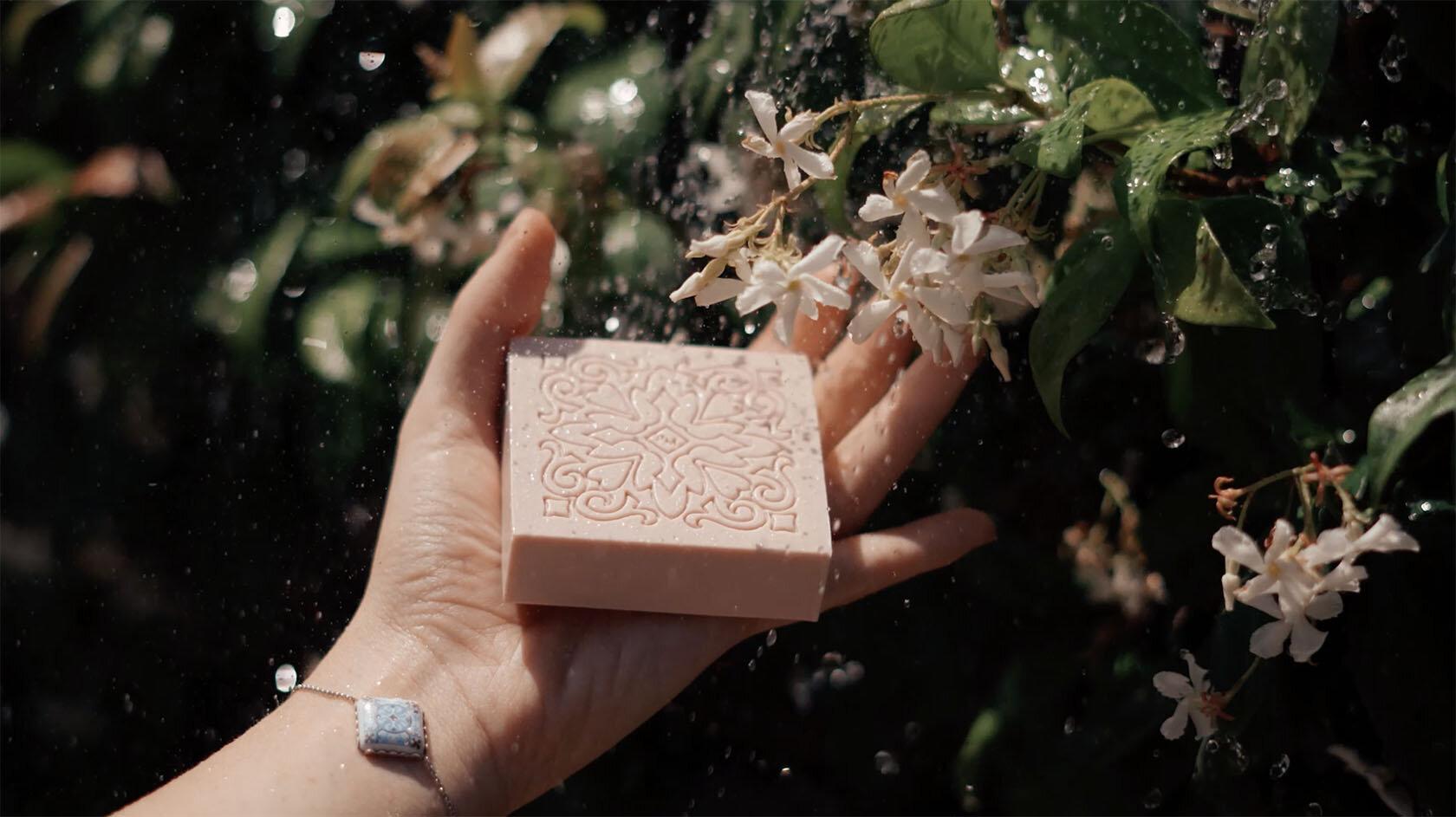 Rose et Marius Luxury Soap - Lucas Bosc