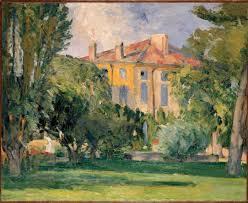 Jas de Bouffan Cezanne