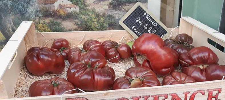 Food Markets Aix-en-Provence Nutrition Tomatoes