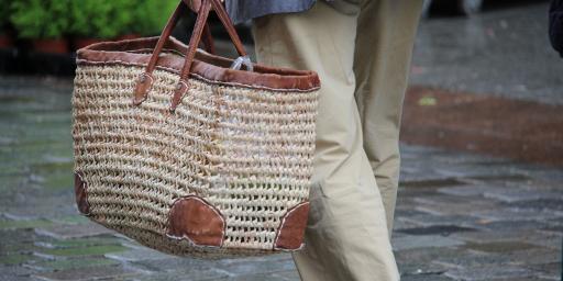 Provence Market Bag Travel in France