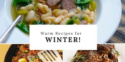 Warm Winter Recipes from Provence