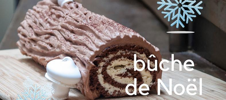 Contest Make Bûche de Noël