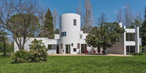 Villa Benkemoun Architecture Arles © Serge Benkemoun