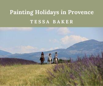 Provence Painting
