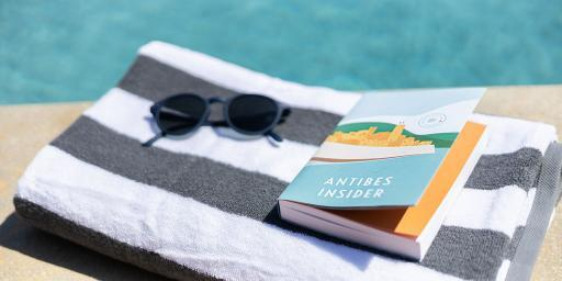 Antibes Insider Visitor's Guide Book