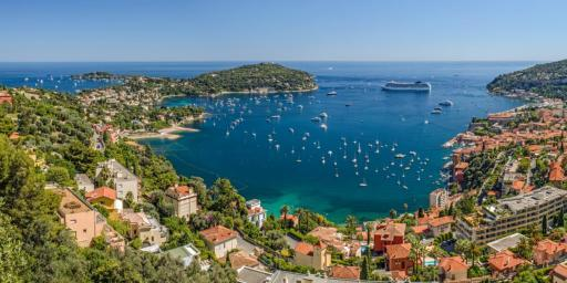 Villefranche-sur-Mer French Coast Living