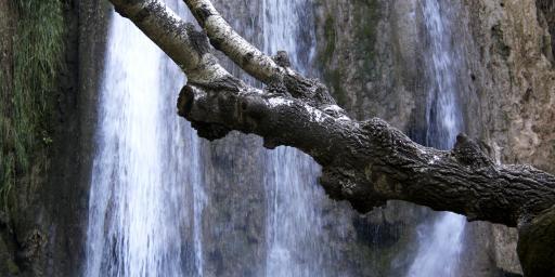 Lakes Rivers of Provence Cotignac waterfall