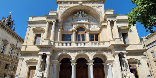Beautiful Historical Avignon Opera House