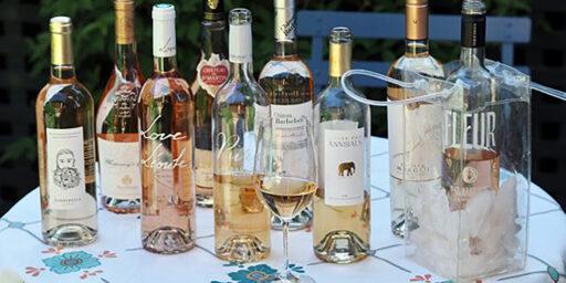 Provence Rosé Export Market