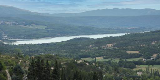 Moustiers-Sainte-Marie Vista