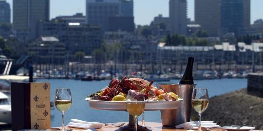 Provence Marinaside Vancouver BC